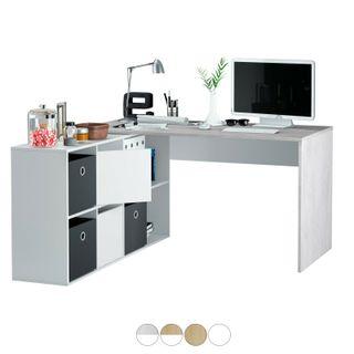Mesa de escritorio u oficina reversible multiposic