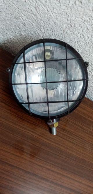 Faro código europeo c/ luz posición vertical