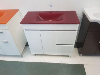 Mueble de baño 80x40 Z079BU