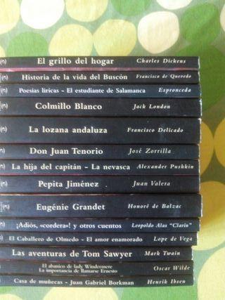 14 libros coleccion Centenario Espasa