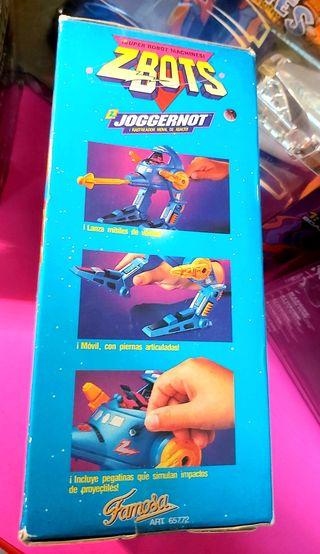Micromachines Joggernot de Zbots nuevo en caja