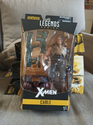 Cable Marvel Legends