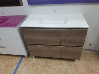 Mueble de baño 100x45 Z081RE