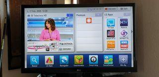 VENDO SMART TV LG 55 PULGADAS