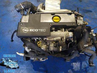 Motor Opel Zafira A 2.0 Dti Diesel 101cv.