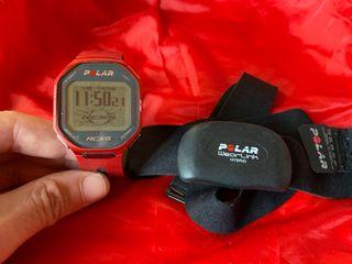 Reloj Polar pulsometro RCX5