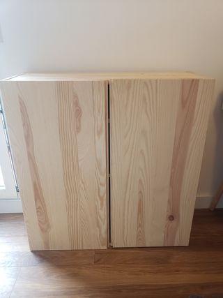 IVAR armario pino Ikea