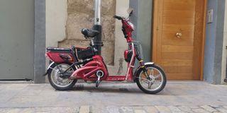 E-Bike de Kymko