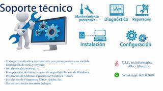 Servicio Técnico Informático - Reparaciones.