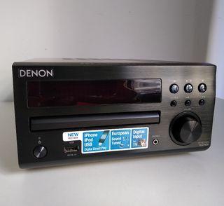 Minicadena DENON RCD D-M39 HiFi