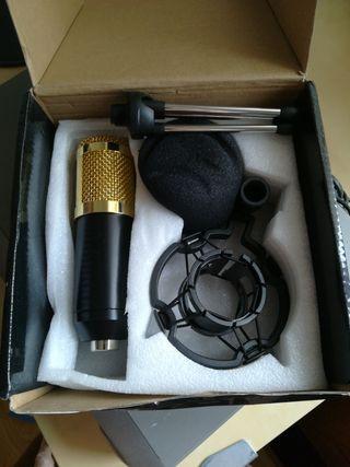 microfono para cantar