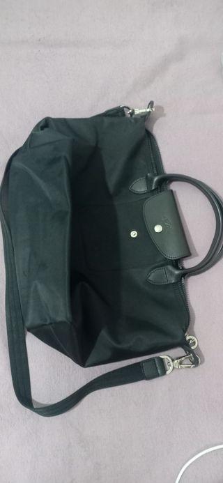 longchamp negro