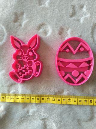 Conejo + Huevo de pascua