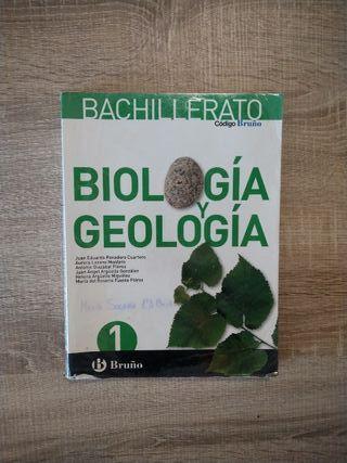 Biología y geología, 1° bachillerato