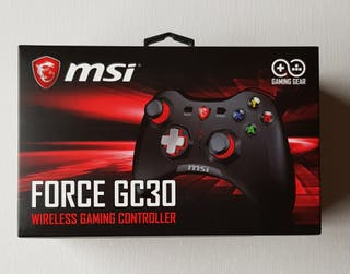 Mando gaming MSI Force FC30 ¡¡NUEVO!!