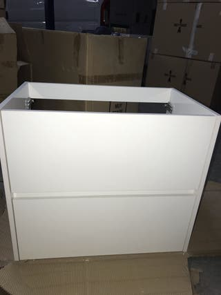 Mueble de 70 cm blanco