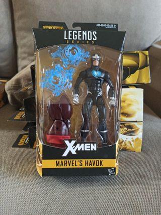 Havok Marvel Legends