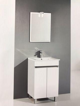 Conjunto de 60 cm blanco