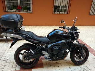 Yamaha Fazer FZ6-N S2 (no cambios)