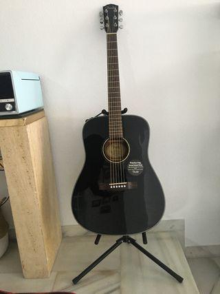Guitarra Fender CD-60 BK