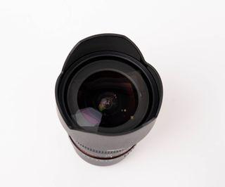 Walimex Serie PRO Black 10mm Fujifilm