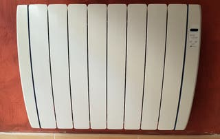 2 Emisores térmicos Haverland Radiador Calefacción