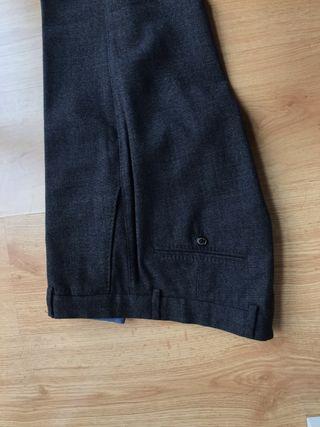 Pantalon vestir massimo dutti