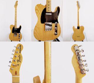 Guitarra Fender Telecaster Made in USA 1978
