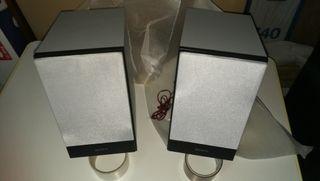 Altavoces Sony Nuevos+Regalo amplificador y radio