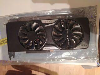 Nvidia GeForce gtx 960 ddr5 4gb evga