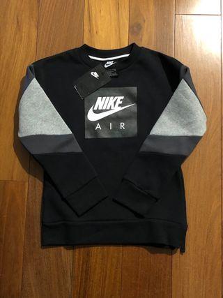 Sudadera Nike Air Niño Talla S 128-137 cm