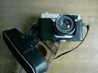 cámara Petri 7 años 60 made in Japan