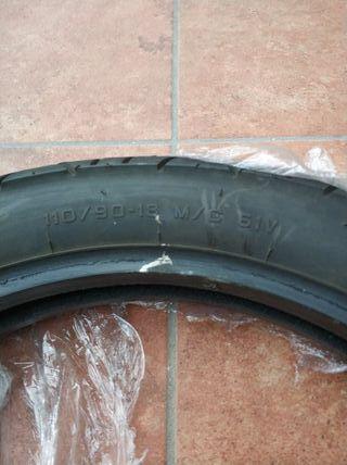 ruedas moto Michelin
