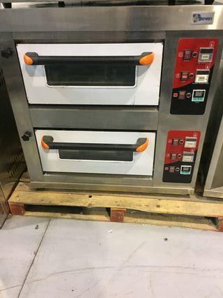 horno doble camara