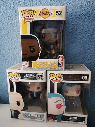Muñecos Pop!