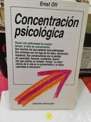 Concentración psicológica