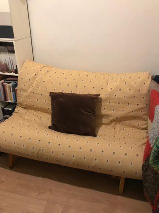 Tatami futon. Sofá cama 135