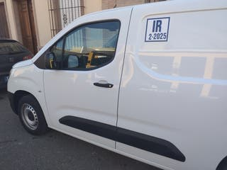 Opel Combo Life 2019 con isotermo