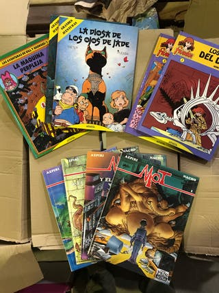 Comics Vintage