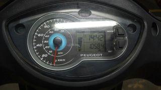 Peugeot tweet Evo 125