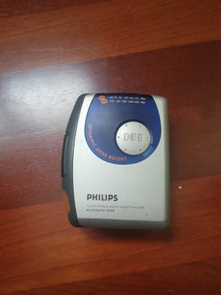 Radio cassette player
