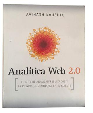 Libro Analitica web 2.0 (Avinash Kaushik)