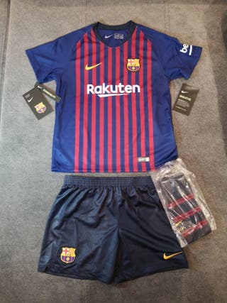 Equipacion Barça Nike Nueva