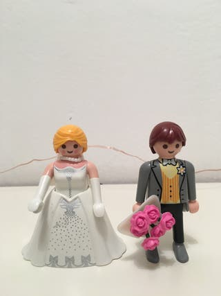 Playmobil boda