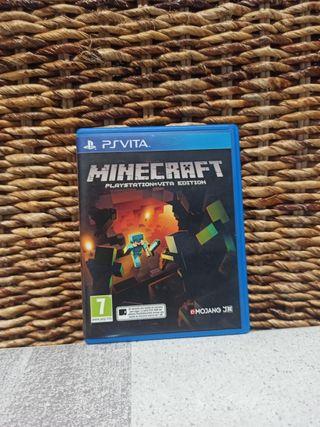 """Juego """"Minecraft"""""""
