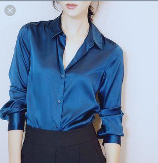 Camisa L-XL vestir