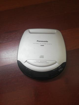 Reproductor CD portátil