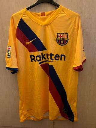 Camiseta FC Barcelona 2a equipacion