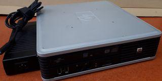 ORDENADOR HP COMPAQ DC7900 E8400 4GB 250GB