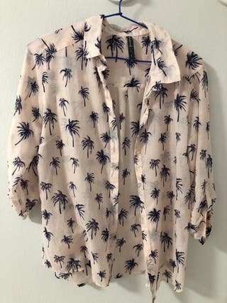 Camisa palmeras